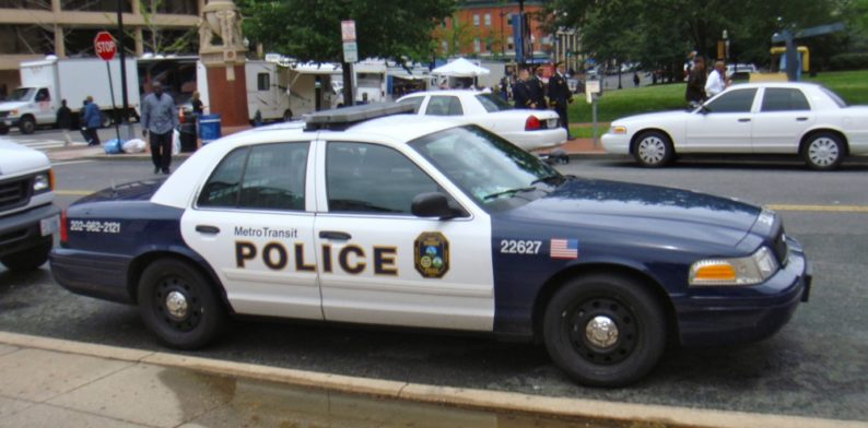 Naked man tased and arrested after attacking people at DC