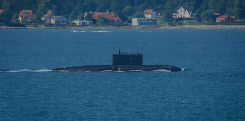 Officials Reveal Russian Submarines Hovering Near Vital