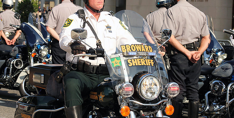 Broward County Sheriff To Be Removed Next Week