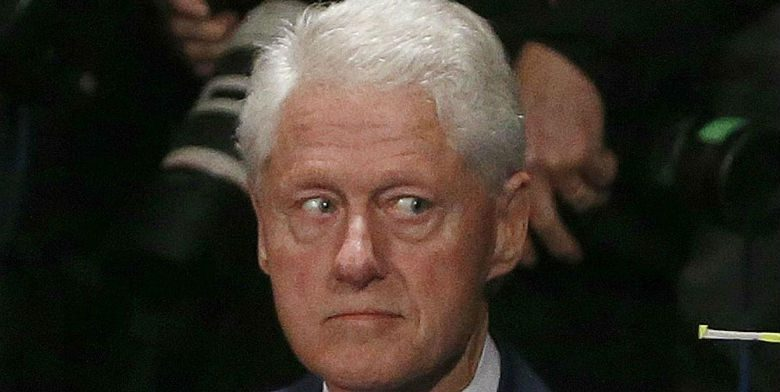 I Want You Epstein Had Provocative Clinton Portrait In